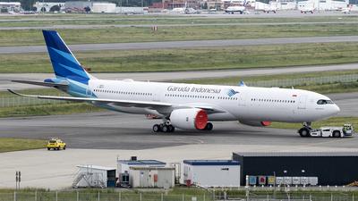 F-WWYP - Airbus A330-941 - Garuda Indonesia