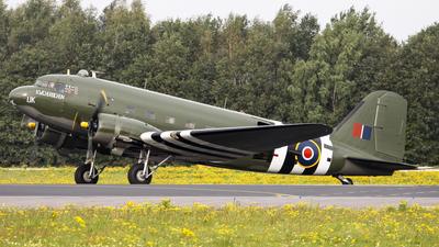 ZA947 - Douglas C-47A Dakota III - United Kingdom - Battle of Britain Memorial Flight (BBMF)
