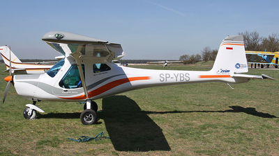 SP-YBS - 3Xtrim 550 Trainer - Private