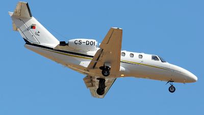 CS-DOI - Cessna 525 CitationJet - Private