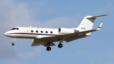 830500 - Gulfstream C-20A - United States - US Navy (USN)