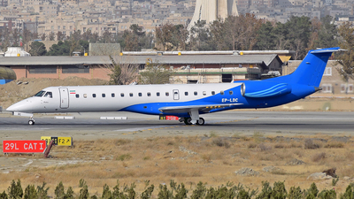EP-LDC - Embraer ERJ-145EP - Pouya Air
