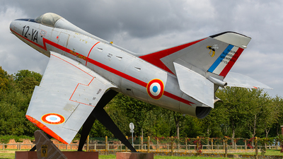 154 - Dassault Super Mystère SMB2 - France - Air Force