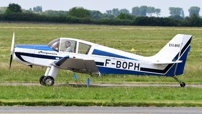 F-BOPH - Jodel D140E Mousquetaire IV - Private