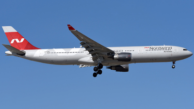 VP-BUM - Airbus A330-302 - Nordwind Airlines