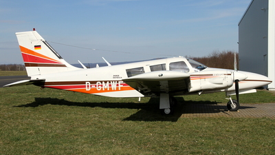 D-GMWF - Piper PA-34-200 Seneca - Private