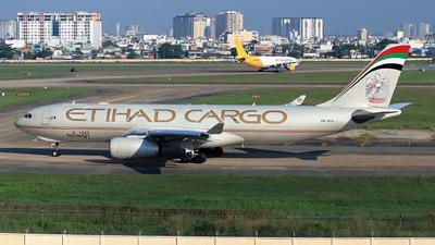 A6-DCA - Airbus A330-243F - Etihad Cargo