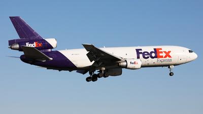 N315FE - McDonnell Douglas MD-10-30(F) - FedEx