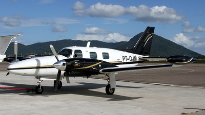 PT-OJM - Piper PA-31T Cheyenne II - Private