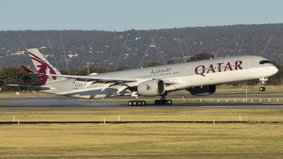 A7-ANR - Airbus A350-1041 - Qatar Airways