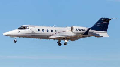 N260BS - Bombardier Learjet 60 - Private