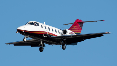 N75TG - Hawker Beechcraft 400A - Private