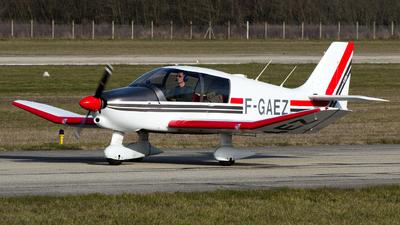 F-GAEZ - Robin DR400-108 Dauphin 2+2  - Aéroclub de Valence