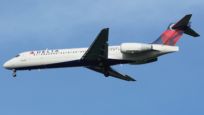 N924AT - Boeing 717-231 - Delta Air Lines