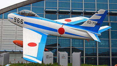 02-7966 - North American F-86F Sabre - Japan - Air Self Defence Force (JASDF)