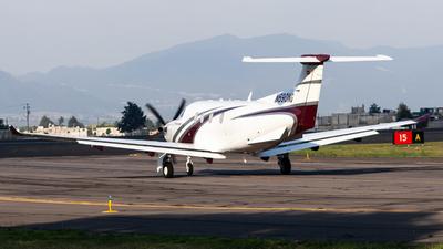 N690NG - Pilatus PC-12/47E - Private
