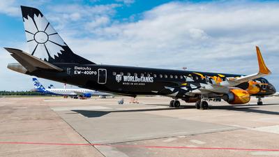 EW-400PO - Embraer 190-200LR - Belavia Belarusian Airlines