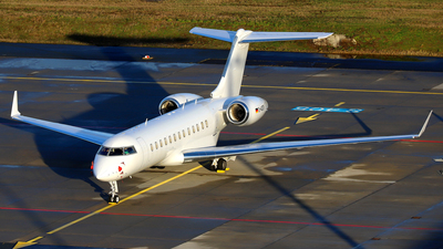 D-ACEV - Bombardier BD-700-1A10 Global Express - FAI Rent-a-jet