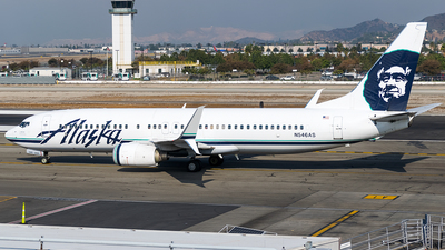 N546AS - Boeing 737-890 - Alaska Airlines
