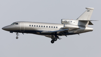 A picture of PHSTB - Dassault Falcon 900C -  - © Sierra Aviation Photography