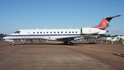 CE-02 - Embraer ERJ-135LR - Belgium - Air Force