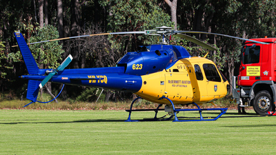 A picture of VHYUQ - Airbus Helicopters AS355 Ecureuil - [5057] - © HillsJayden