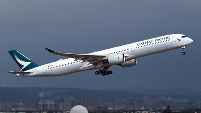 A picture of BLXD - Airbus A3501041 - Cathay Pacific - © HHD0221