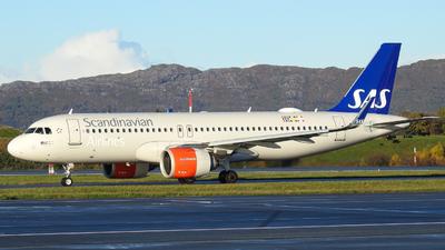 SE-ROD - Airbus A320-251N - Scandinavian Airlines (SAS)