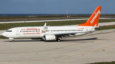 C-GKVP - Boeing 737-8K5 - Sunwing Airlines