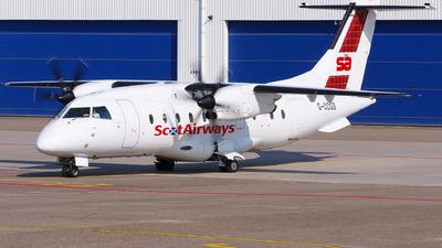 G-CCGS - Dornier Do-328-100 - ScotAirways