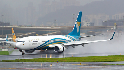 A4O-BZ - Boeing 737-91MER - Oman Air