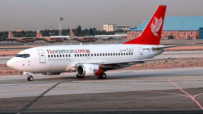 EP-FSB - Boeing 737-529 - Sepehran Airlines