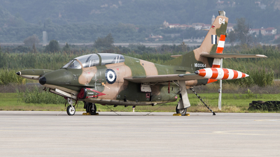 160064 - Rockwell T-2E Buckeye - Greece - Air Force