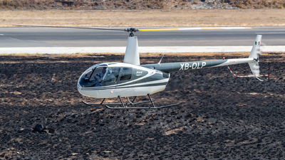 XB-OLP - Robinson R44 Clipper - Private