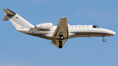 N128WT - Cessna 525 Citationjet CJ3 - Private