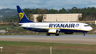 A picture of EIDAO - Boeing 7378AS - Ryanair - © Rui Marques