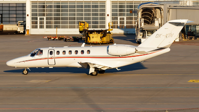 OK-KIN - Cessna 525B CitationJet 3 - Aeropartner