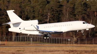 VP-CEX - Dassault Falcon 7X - Air Alsie