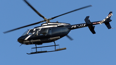 PK-JTX - Bell 407GXP - Private