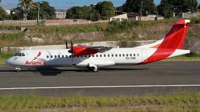 TG-TRD - ATR 72-212A(600) - Avianca Guatemala