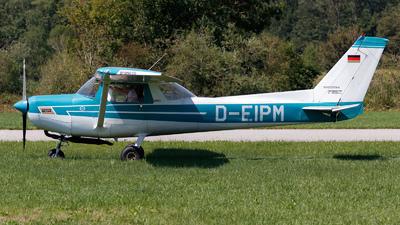 D-EIPM - Reims-Cessna F152 II - Fliegerverein München