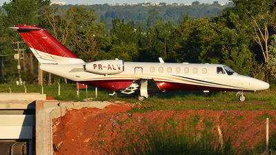 PR-ALV - Cessna 525B CitationJet 3 - Private