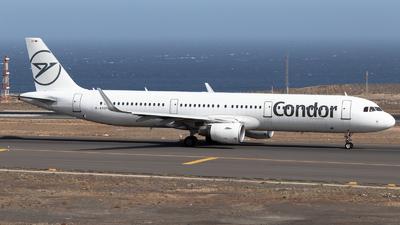 A picture of DATCF - Airbus A321211 - Condor - © Martín Marrero Hdez