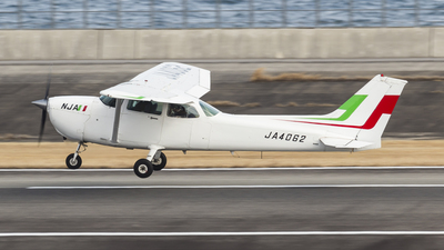 JA4062 - Cessna 172P Skyhawk - New Japan Aviation (NJA)