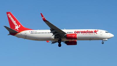 A picture of 9HCXC - Boeing 7378JP - Corendon Airlines - © Alexander Portas