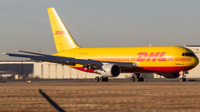 A picture of N655GT - Boeing 767205(BDSF) - DHL - © Centex Spotter