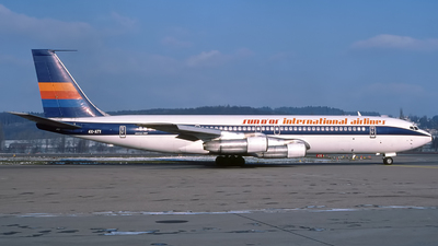 4X-ATY - Boeing 707-358C - Sun d'Or International Airlines