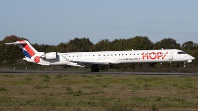 F-HMLN - Bombardier CRJ-1000EL - HOP! for Air France