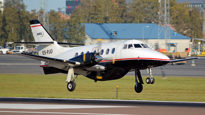ES-PJD - British Aerospace Jetstream 31 - Avies Air Company