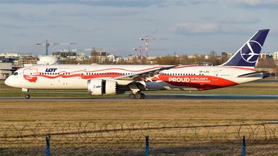 SP-LSC - Boeing 787-9 Dreamliner - LOT Polish Airlines